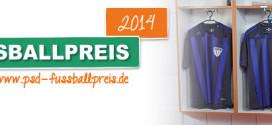 PSD Bank Fußballpreis 2014