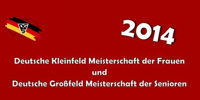 Deutsche Meisterschaft der Damen und Senioren