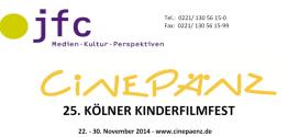Cinepänz - Kino für Kinder