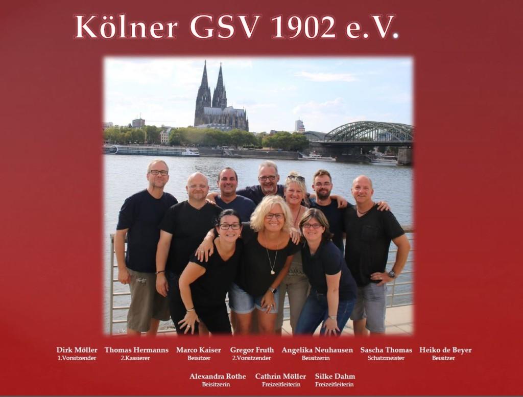 Kölner GSV - Vorstand-Name